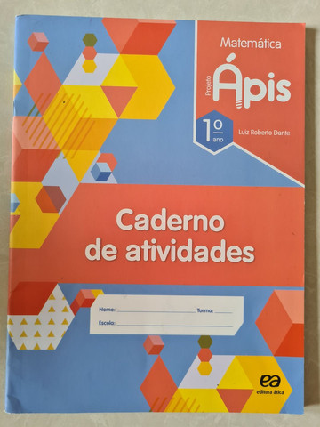 Projeto Ápis Matemática- 1° ano  - Foto 2