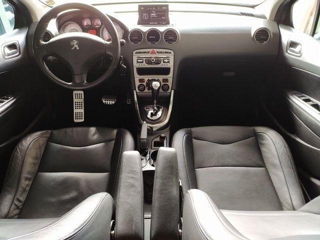 PEUGEOT 408 Sedan Griffe 2.0 Flex 16V 4p Aut. - Foto 9