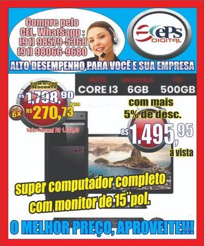Super computador completo