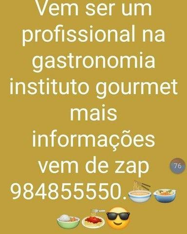 Curso de Gastronomia - Foto 2