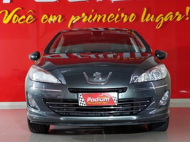 PEUGEOT 408 Sedan Griffe 2.0 Flex 16V 4p Aut. - Foto 2
