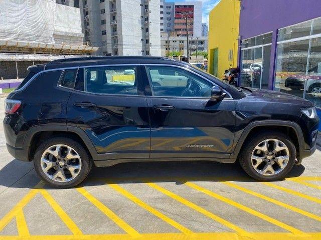 Apenas Hoje!!!Jeep Compass Longitude 2.0 4x2 Flex Aut. 2019/2020 - Foto 3