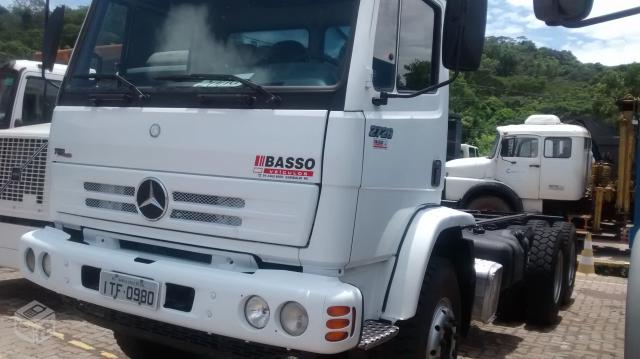 MB 2726 6X4 CHASSI