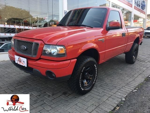 Ford Ranger Xls 2.3 - Gasolina/Gnv
