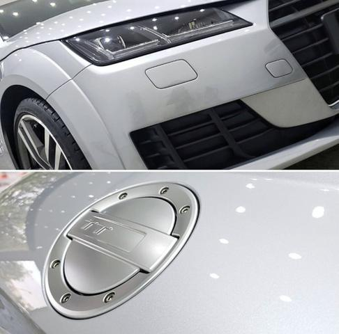Audi TT ambition