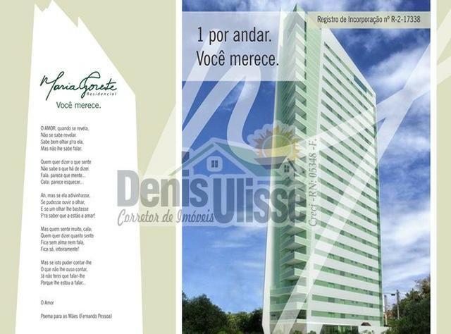 Vende Apartamento no Residencial Maria Gorete