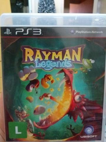 Jogo Rayman Legends ps3 - PlayStation 3 - Super Conservado!