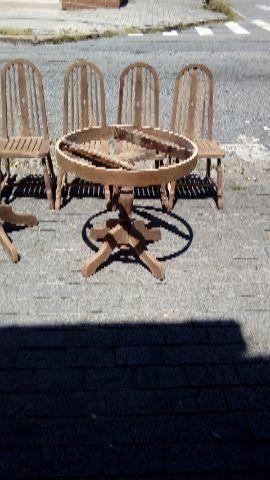 Restaurações de móveis