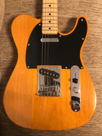 Telecaster Squier affinity by Fender