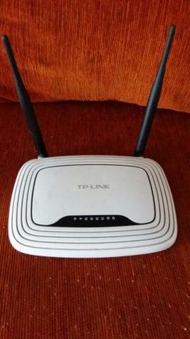 Roteador tp link 300mp duas antenas
