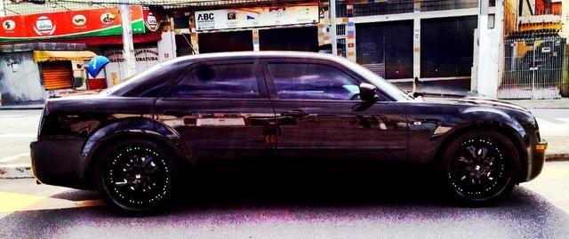 Chrysler 300c blindado completo