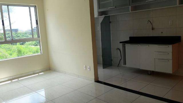 Horto São Rafael - 2 quartos, 1 suíte, 48m², pronto para morar. Cozinha mobiliada