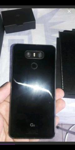 Lg G6 Black Zero Aceito 6s Plus