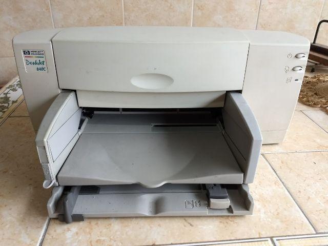 Impressora HP Deskjet 840C