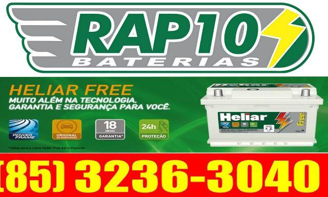 Bateria original Gol Palio Strada 60 Ah