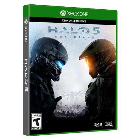 Halo 5 Guardians Muito Novo