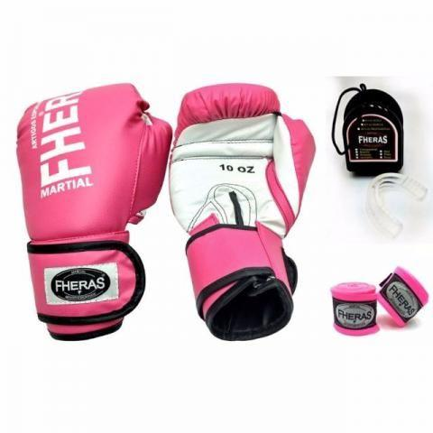 Kit Muay Thai Rosa