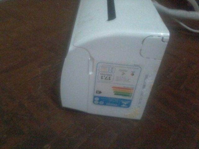 Ar condicionado com três meses de uso