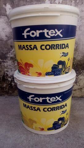 Massa corrida Fortex