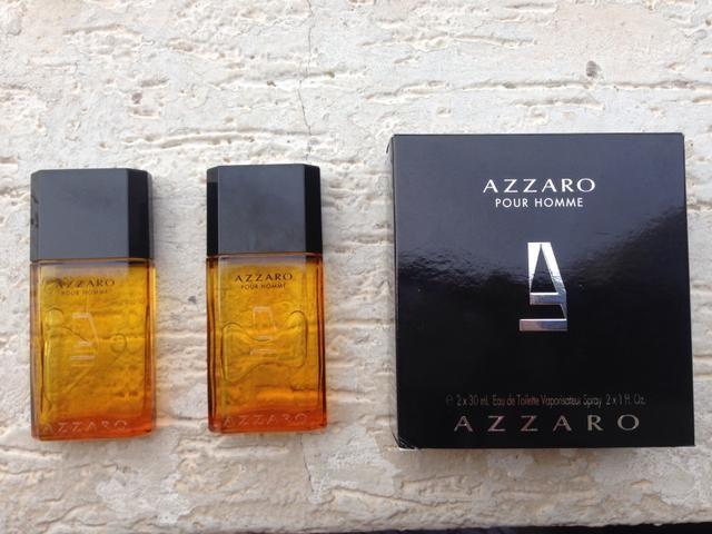 Perfume Azzaro 2 x 30ml