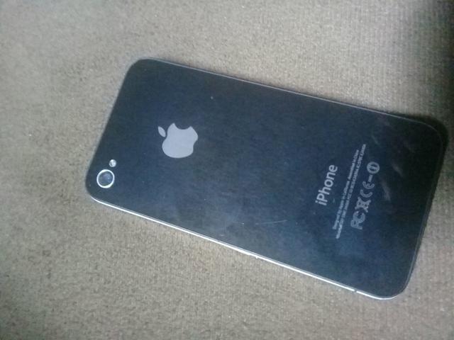 Troco por outro iPhone mas volta