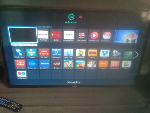 Smart tv 42 Samsung top está mto nv