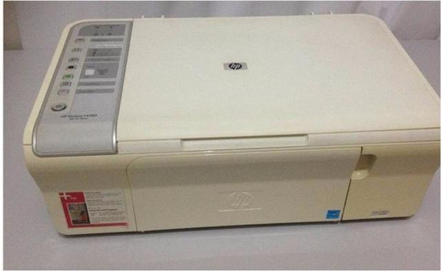HP Deskjet F4280 sem cartucho