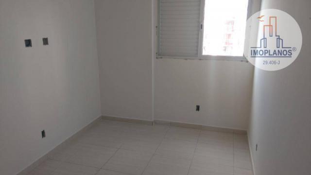 Apartamento com 2 dormitórios à venda, 72 m² por r$ 322.000 - canto do forte - praia grand - Foto 15