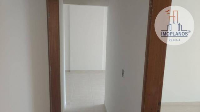 Apartamento com 2 dormitórios à venda, 72 m² por r$ 322.000 - canto do forte - praia grand - Foto 17