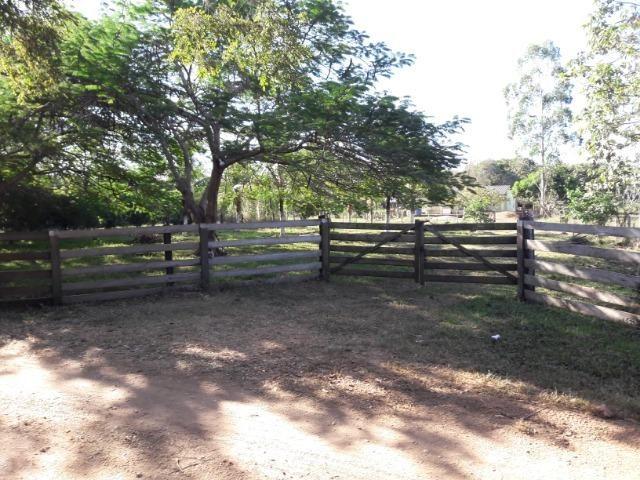 Vende-se uma chácara na beira do rio Cuiabá