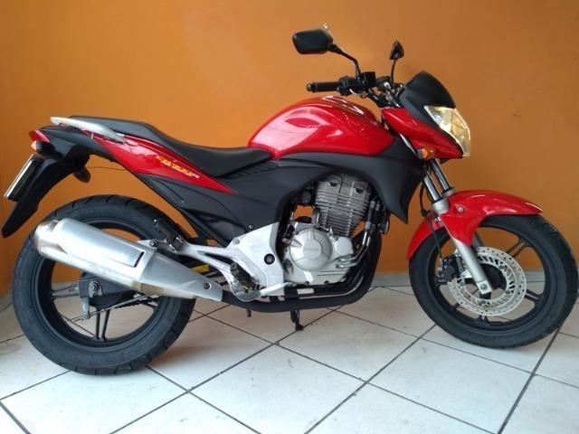 Honda CB 300 r 2010 Vermelha - Foto 4
