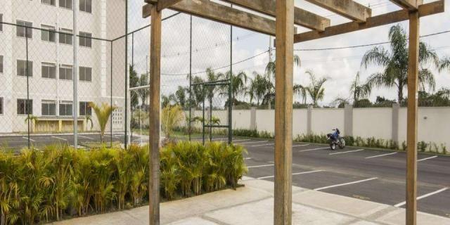 Reserva dos Cristais - Parque Ônix - 45m² a 53m² - Campos dos Goytacazes, RJ -ID1338 - Foto 11