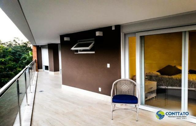 Sobrado 562 m2 área útil e terreno 717 m2 com elevador panorâmico - Foto 8