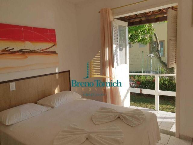 Apartamento com 2 dormitórios à venda, 48 m² por R$ 220.000,00 - Taperapuã - Porto Seguro/ - Foto 17