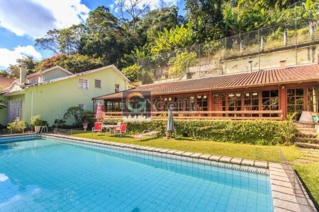Casa à venda com 4 dormitórios em Quitandinha, Petrópolis cod:40