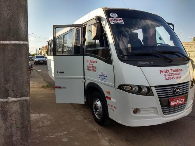Micro ônibus Marcopolo Volare