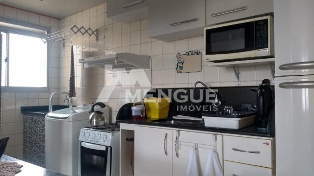 Apartamento à venda com 2 dormitórios em São sebastião, Porto alegre cod:8372 - Foto 8