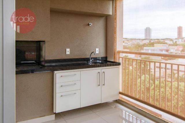 Apartamento com 3 dormitórios para alugar, 140 m² por r$ 3.200/mês - jardim saint gerard - - Foto 10