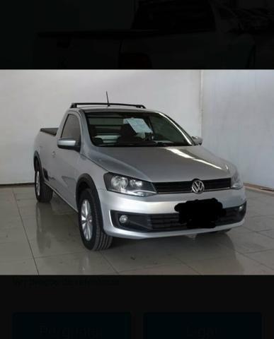 Volkswagen saveiro 2014 1.6 cab simples - Foto 3