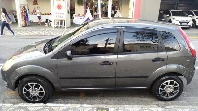 Fiesta 1.0 2004 + acessórios (carro completo) - Foto 3