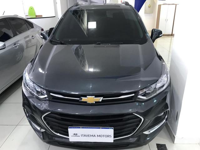 Tracker 4x2 LT 1.4 turbo 2018 na garantia