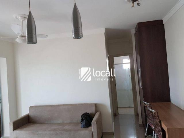 Apartamento para alugar, 40 m² por R$ 1.500,00/mês - Vila Redentora - São José do Rio Pret - Foto 12