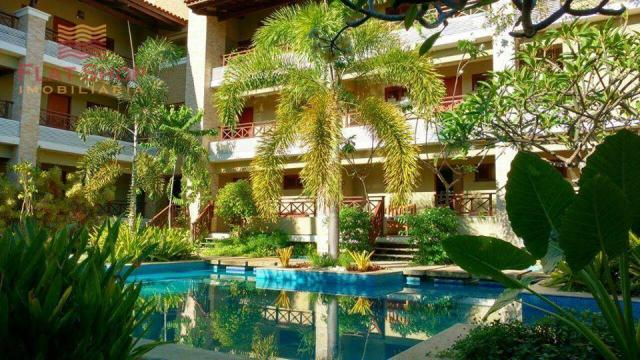 Apartamento para alugar por temporada, condomínio vila cumbuco - cumbuco - caucaia/ce - Foto 9