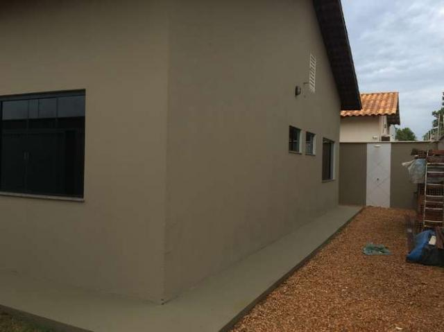 604 norte 2/4 casa geminada dinâmica e grande. - Foto 2