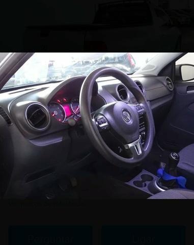 Volkswagen saveiro 2014 1.6 cab simples - Foto 7