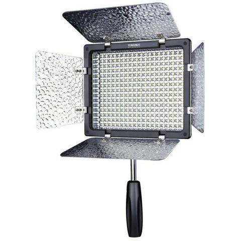 Luz LED Yongnuo YN300 III com Bluetooth