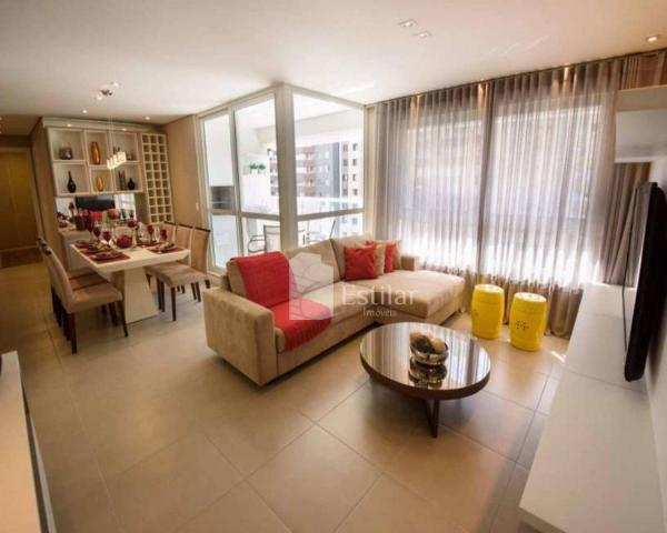 Apartamento 03 quartos (01 suíte) e 02 vagas no rebouças, curitiba - Foto 4