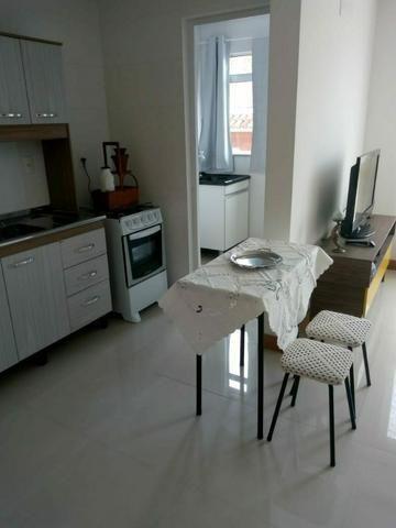 Apartamento 1 dormitório aluguel temporada em Tramandaí. wats - Foto 10