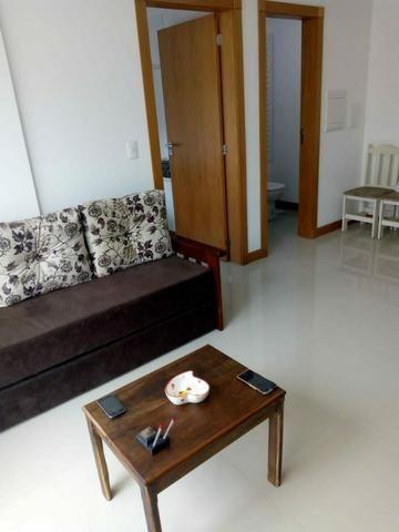 Apartamento 1 dormitório aluguel temporada em Tramandaí. wats - Foto 12