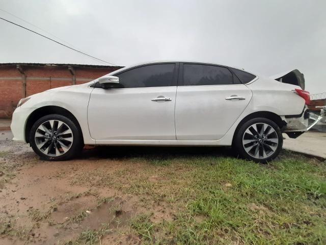 Sucata Nissan Sentra 2.0 2018/2019 140Cvs - Foto 2